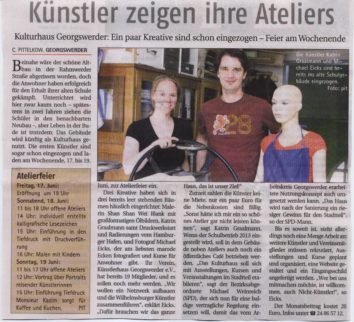 Wilhelmsburger Wochenblatt, 18.06.2011